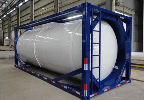 集装罐(ISO TANK)业务