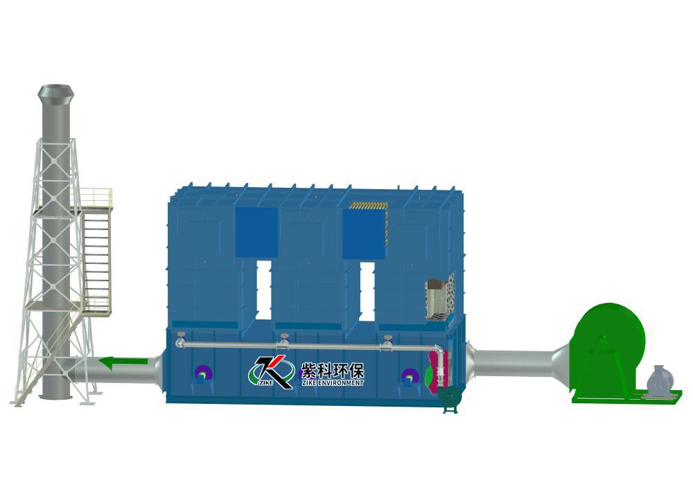 一体式RCO废气治理装置