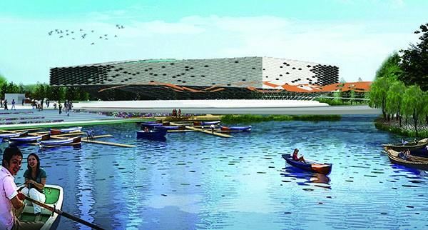 仪征扬州市2021年世园会、2018年省园博会策划方案