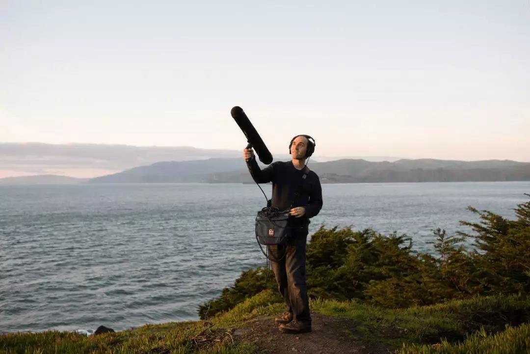 Flux Spat: Andrew Roth 和他的沉浸式声音设计