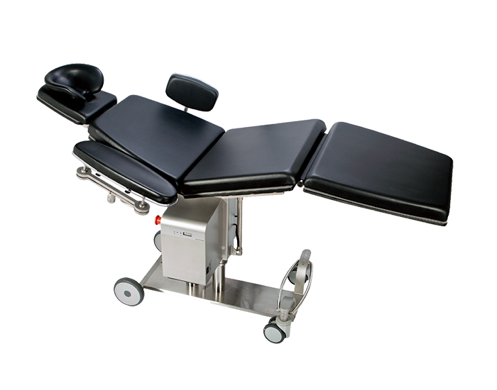 Electrically powered operating table: Genius