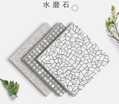 郑州公装空间水磨石施工工艺-【设易空间设计】