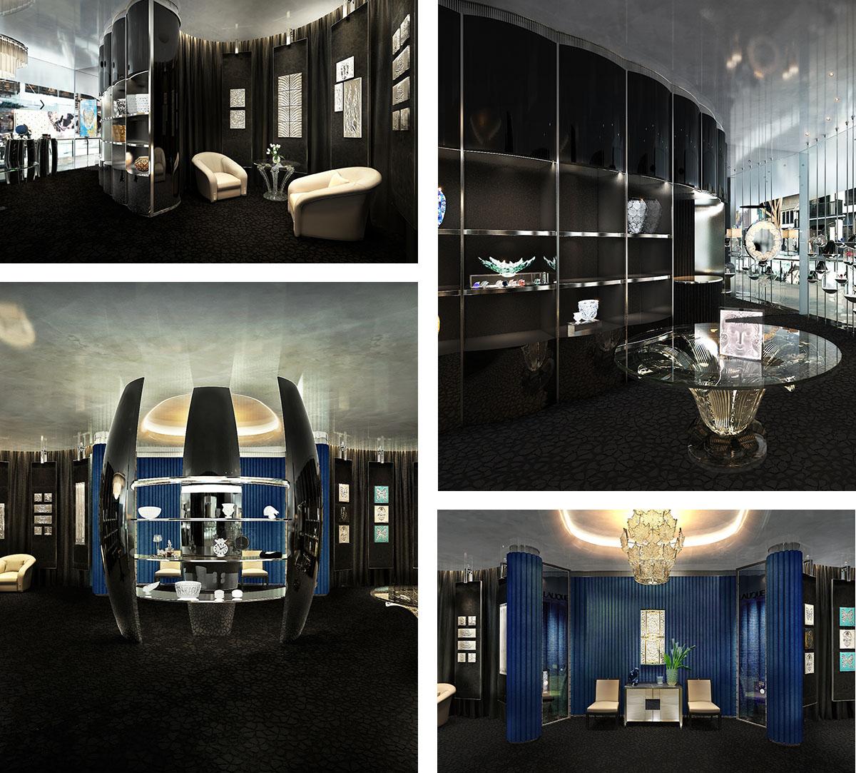 莱莉水晶店上海恒隆