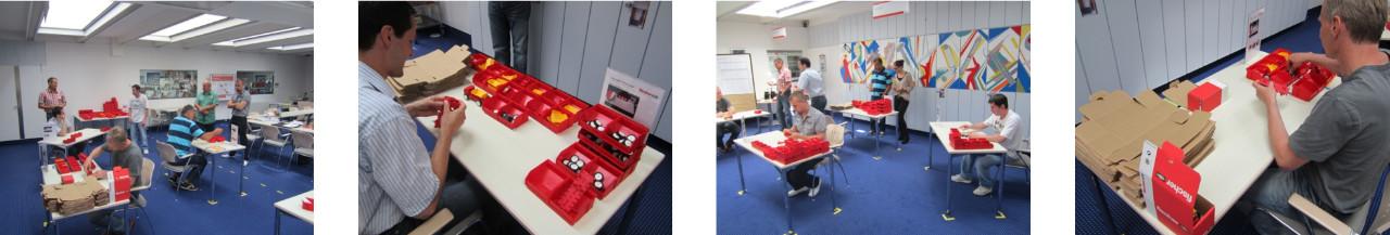 【标杆精益研学】--集理论、模拟、参访于一体的课程