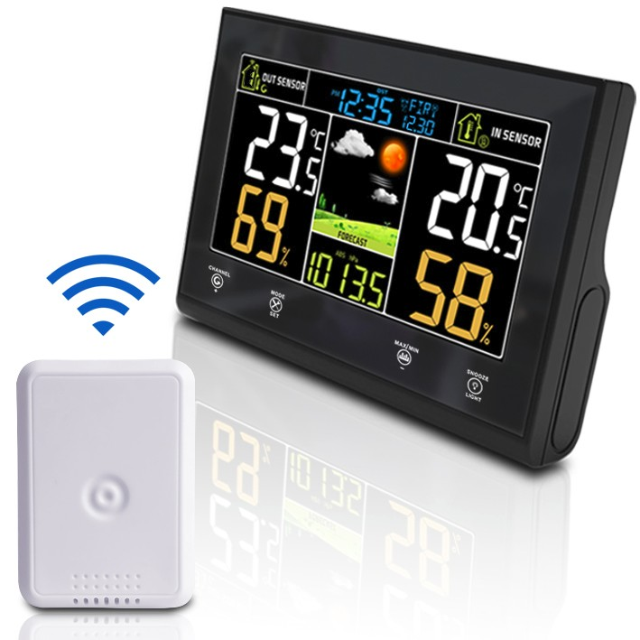 FT-0853 Color Display Weather Station