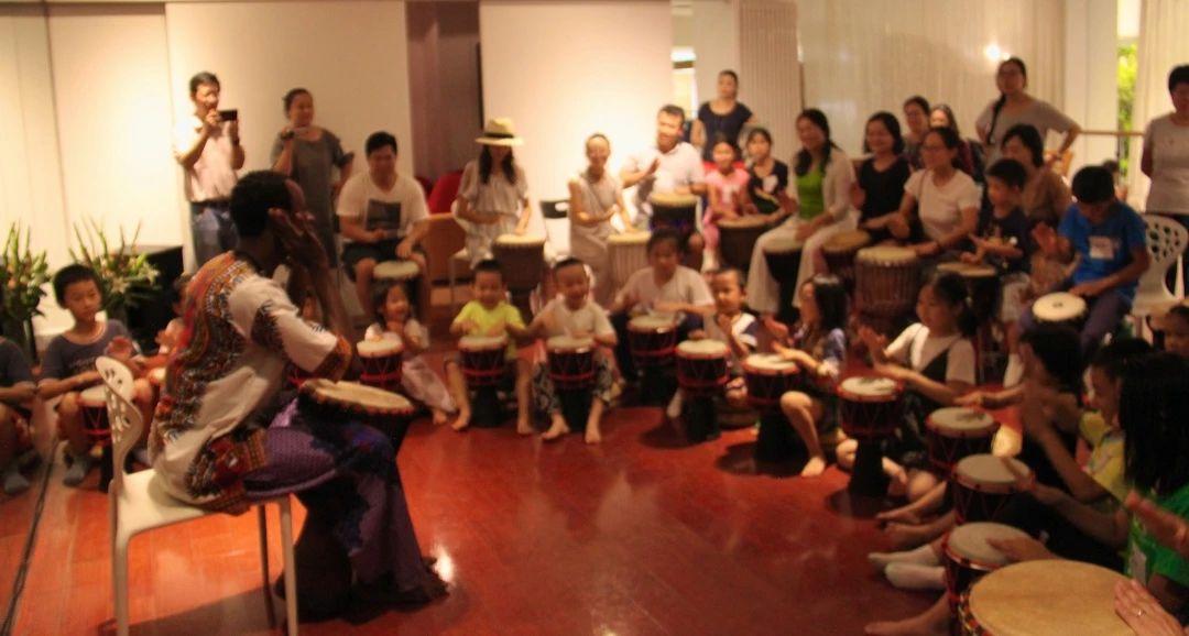 讓非洲鼓舞開啟寶貝的音樂舞蹈人生|少兒非洲鼓舞課開課嘍