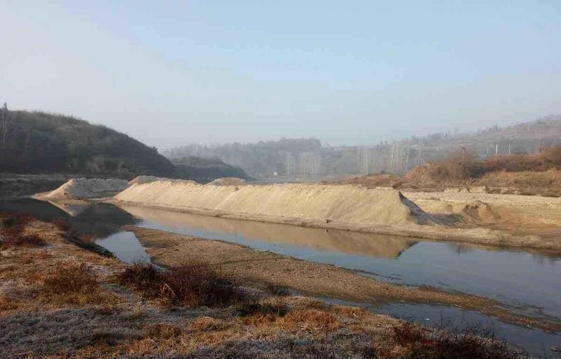 曾經普遍使用的河沙,為什么現在不讓采集了?