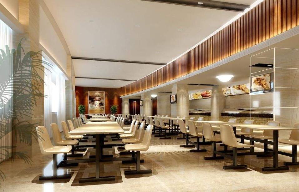 郑州快餐厅空间设计尺寸
