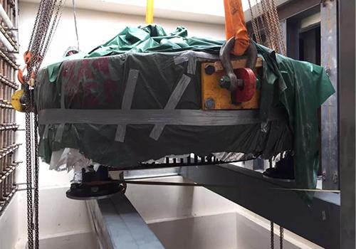 工程动态 | IBA 广州质子加速器安装