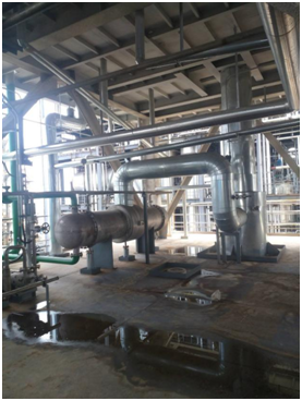 Debugging of Alkali Concentration Unit in Shanxi Haolunke Chemical Co., Ltd.