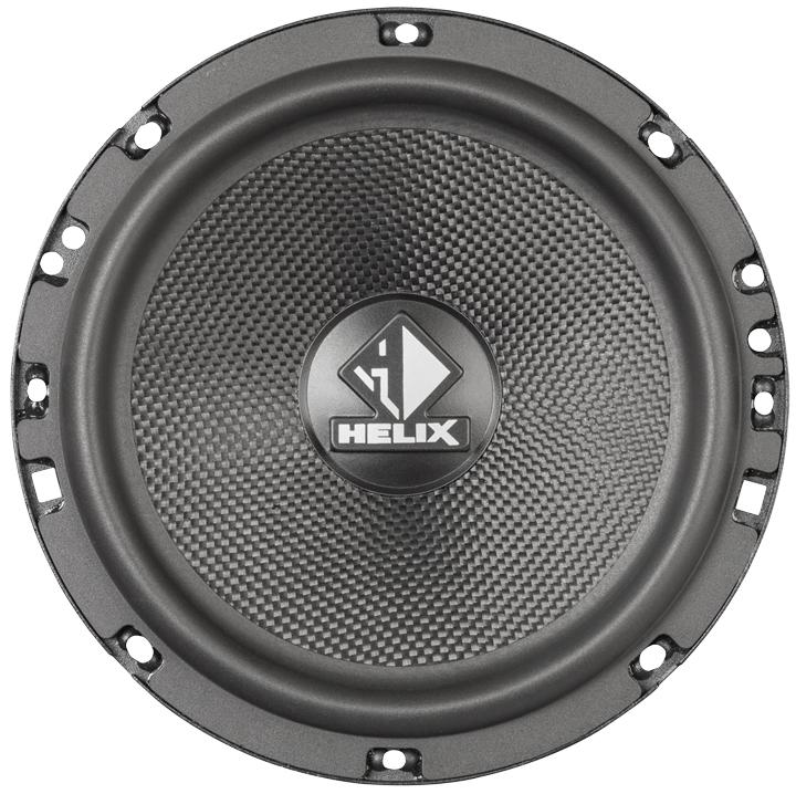 颠覆想象的高水准音质表现!德国HELIX E 62C.2两分频套装喇叭