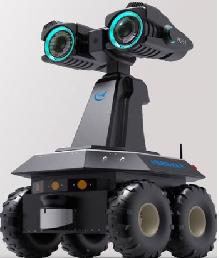 机器人双目光电视觉系统
