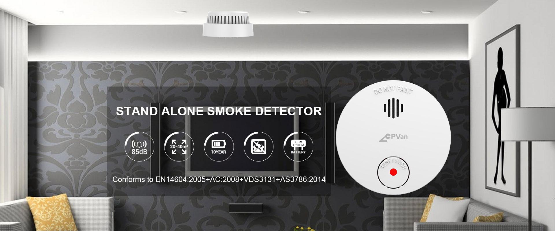 Medium Smoke Detector (M series)