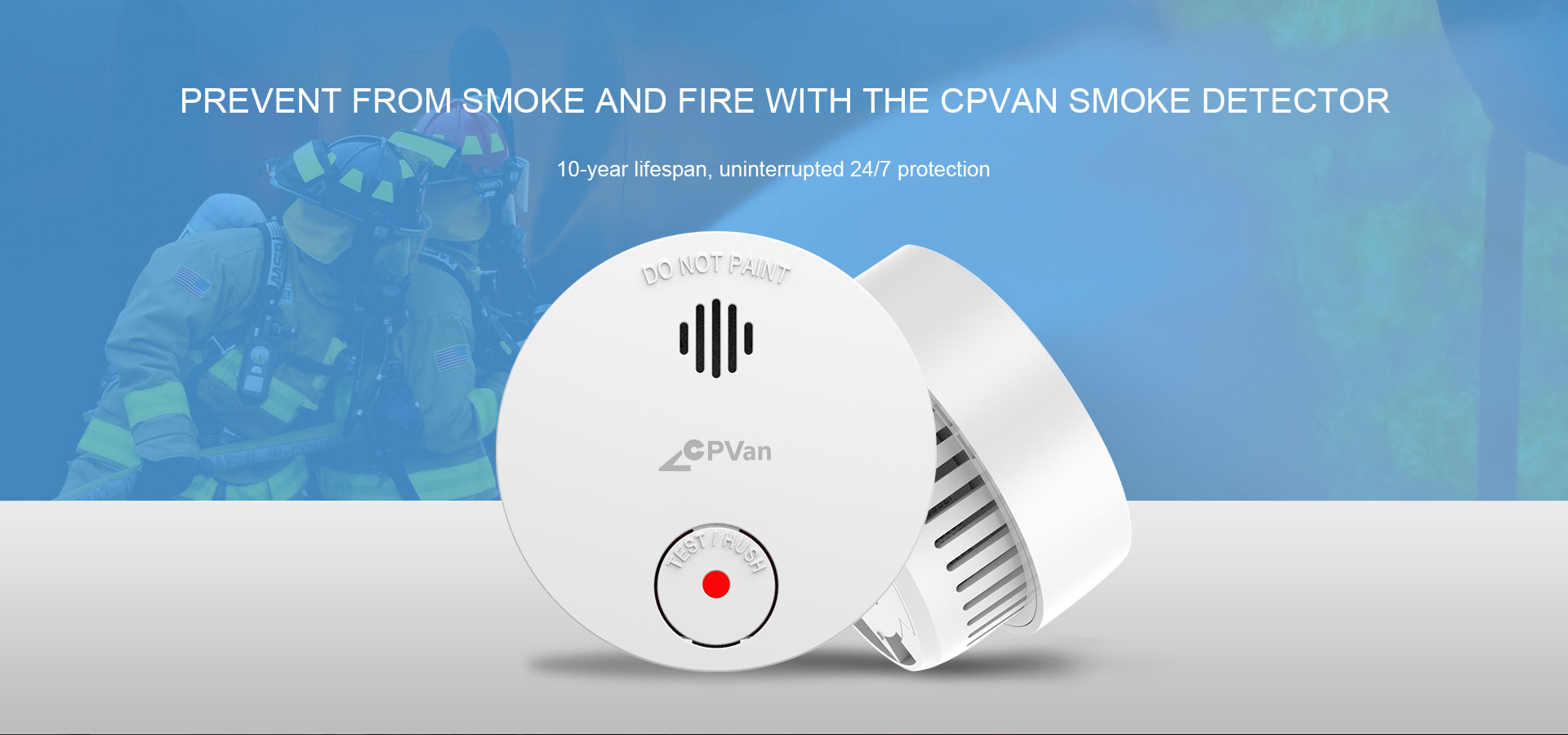 Medium Smoke Detector (M series)