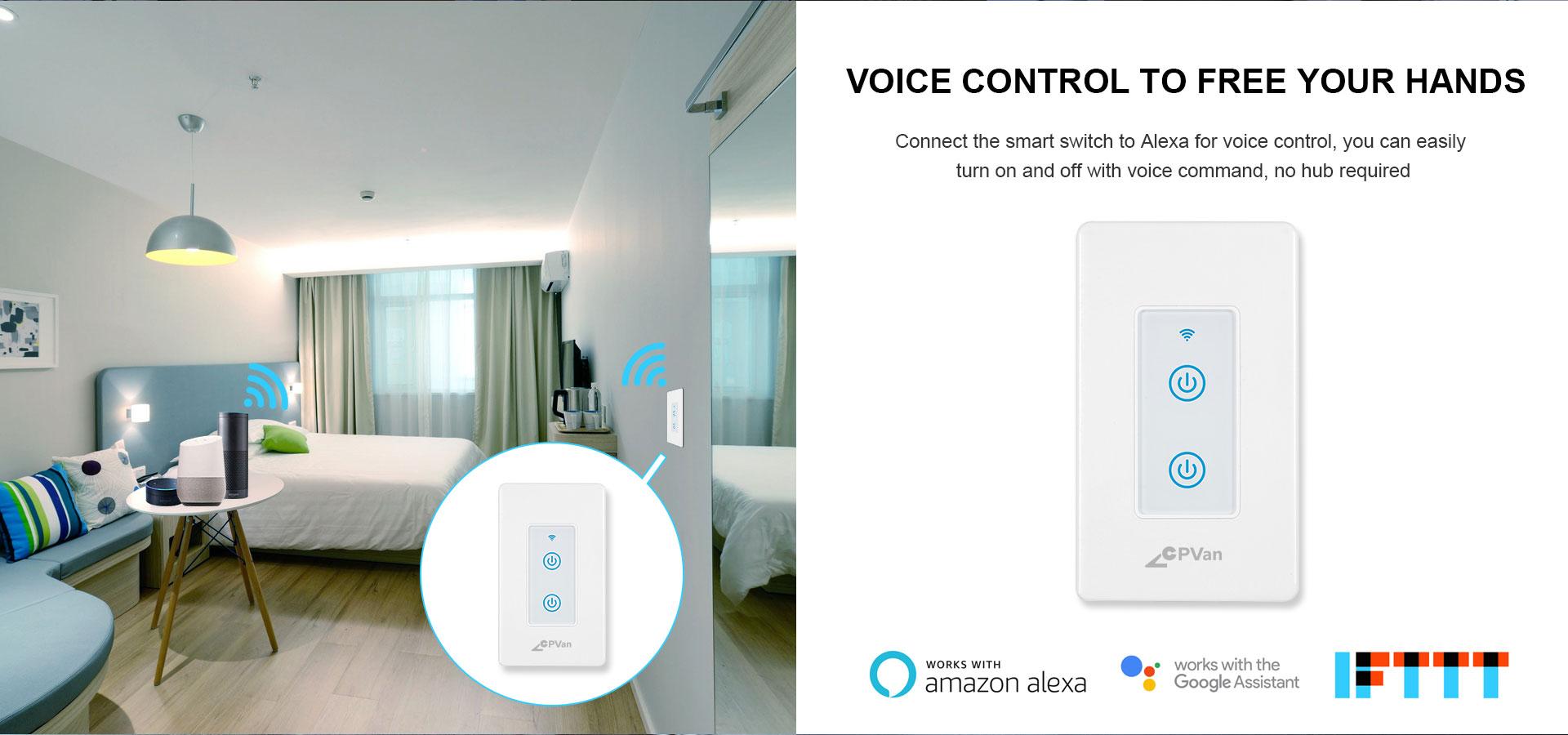 WIFI US Smart Switch