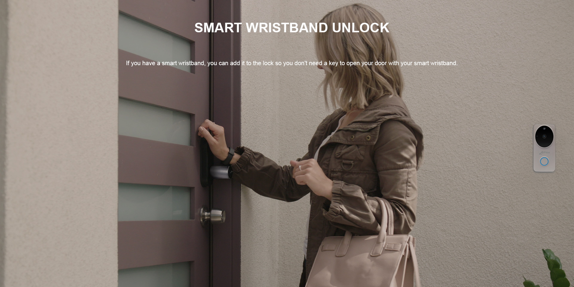 Zigbee Door Lock