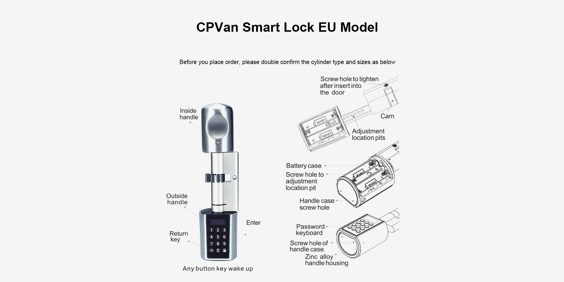 door lock smart