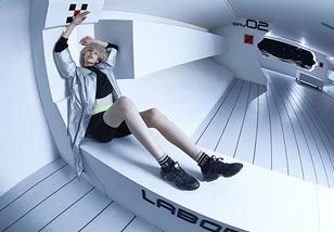 女鞋拍摄 | 百丽 TEENMIX