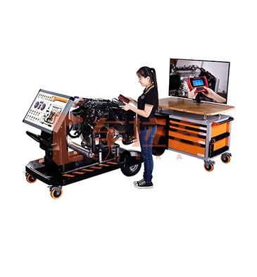 大众发动机电控教学竞博JBO系统