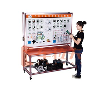 起动及充电综合竞博JBO系统