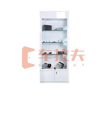 空调系统零部件解剖展示柜