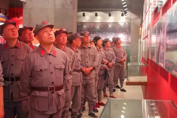 国庆红色拓展基地推荐,成都适合党建拓展的地方