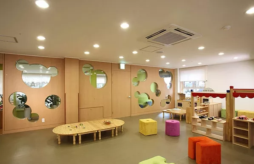 郑州幼儿园设计师提醒您需要注意的幼儿园设计注意事项--【设易空间设计】