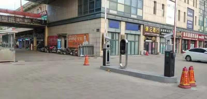 台州会展中心停车场