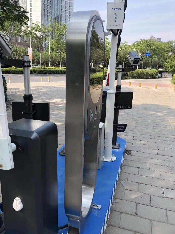 郑州中心医院停车场