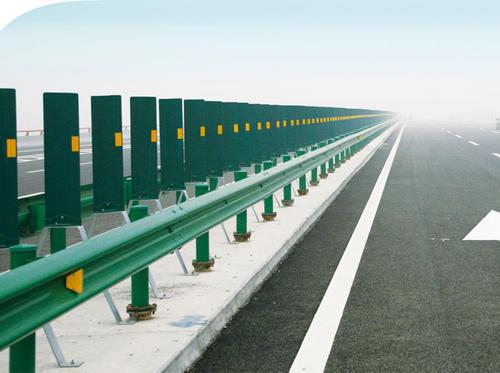 高速公路护栏护栏的作用及其设计条件