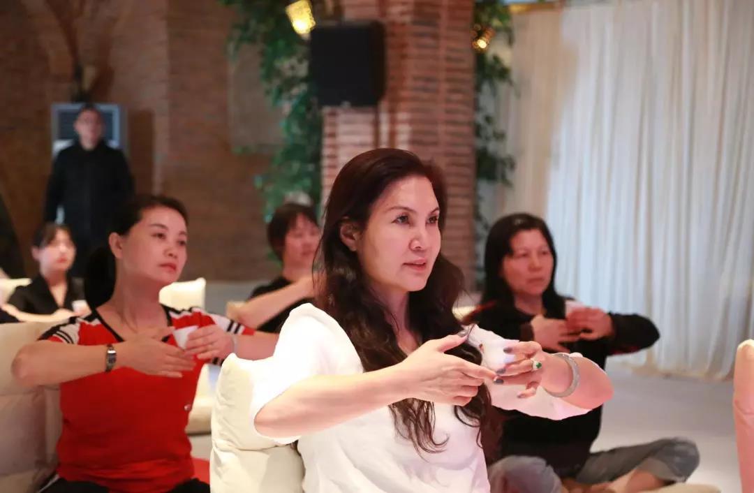 绽放生命之美|美地港·中国南太湖生命谷大健康共享平台财富品鉴会(第四期)