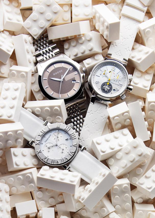商业产品手表拍摄的技巧