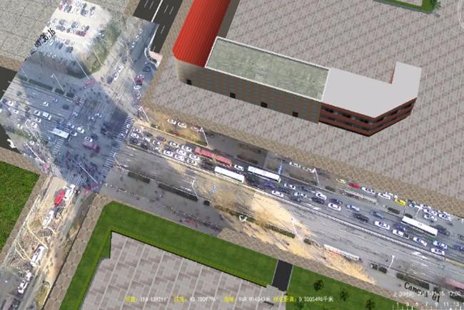 三维视频融合技术在视频监控领域应用—城市篇