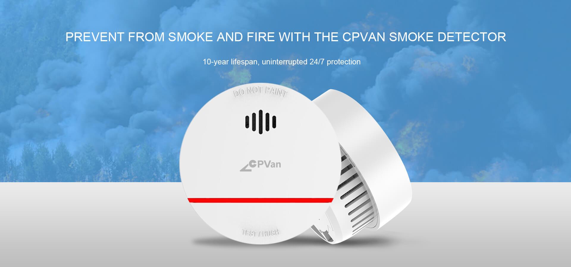 smoke detector vds