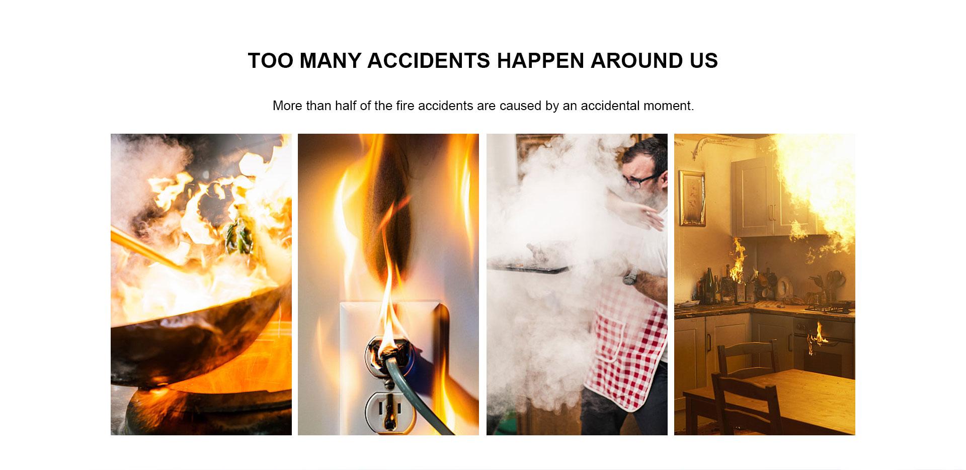 Mini Smoke Detector (S series)