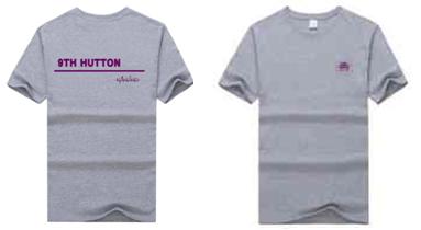 Souvenir T-shirt for the 9th Hutton Symposium