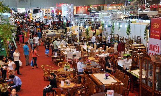 越南胡志明市国际建材展览会 · 杰上杰恭候您的到来