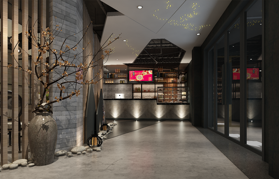 郑州设计师常见的餐厅设计注意事项-【设易空间设计】