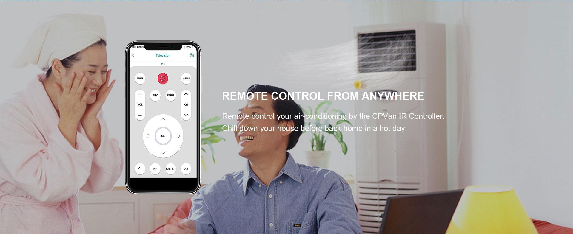 WIFI Universal IR Controller