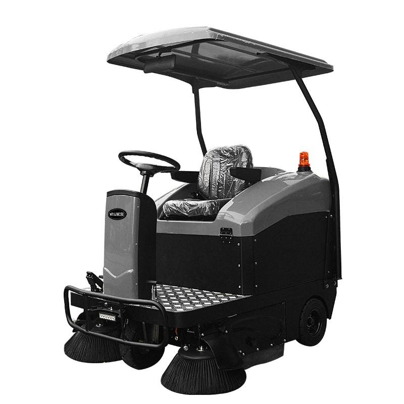 WJS-SD4驾驶式扫地车