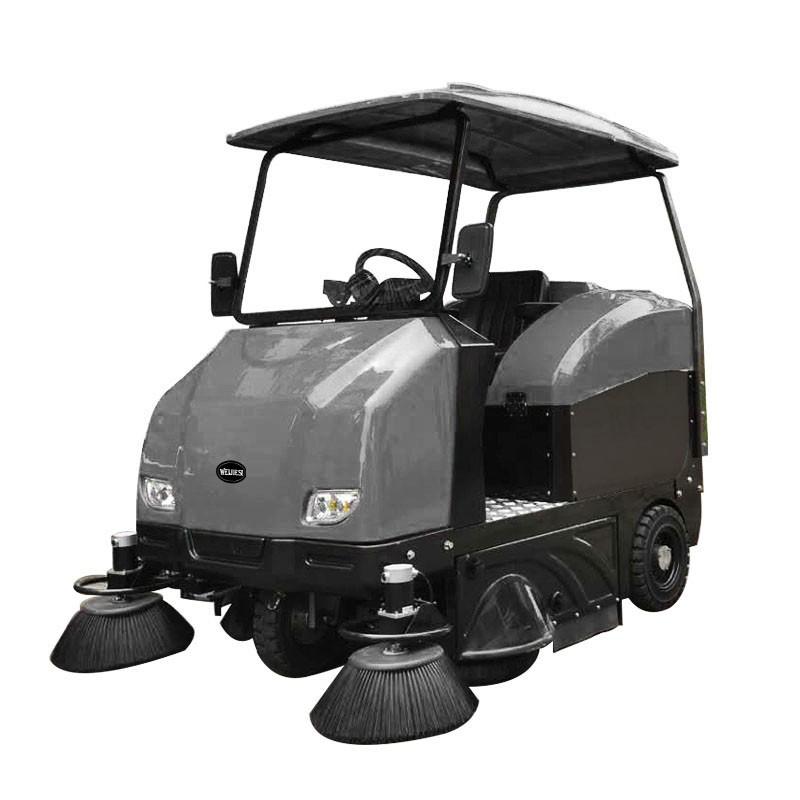 WJS-SD9驾驶式扫地车