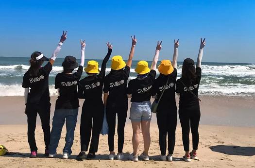 16周年瑞沃集体旅游:惠州黑排角之旅 挑战穿越盐洲岛