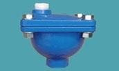 single orifice air release valve