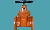 AWWA C509 NRS gate valve type A