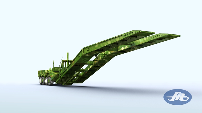 HZQL18应急机械化桥