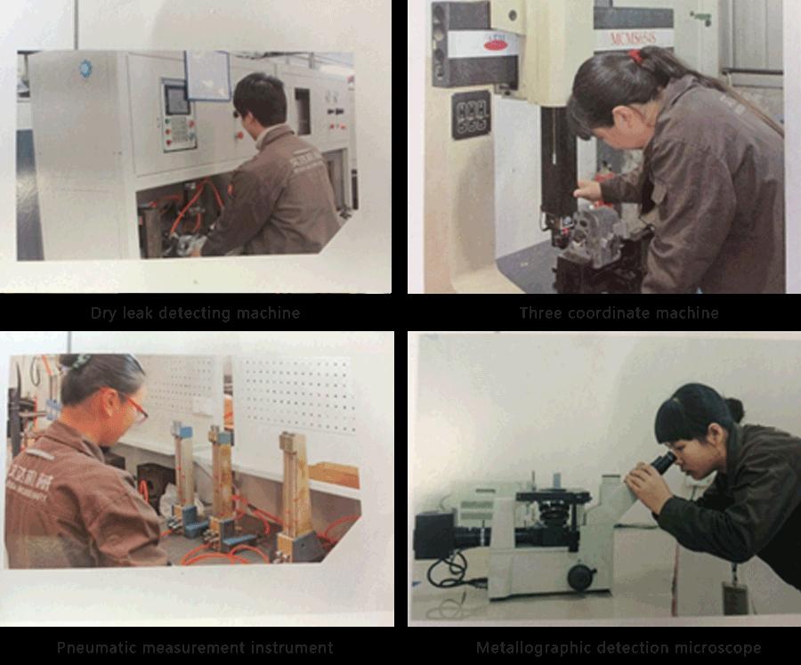 Multiple testing equipment1