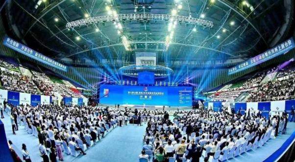 中國應急參加第七屆中國(綿陽)科技城國際科技博覽會