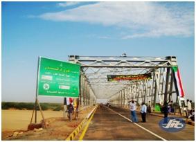 轻型桁架桥