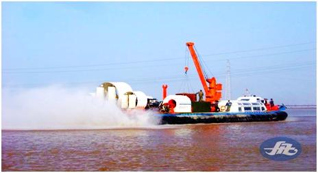 汽垫运输船