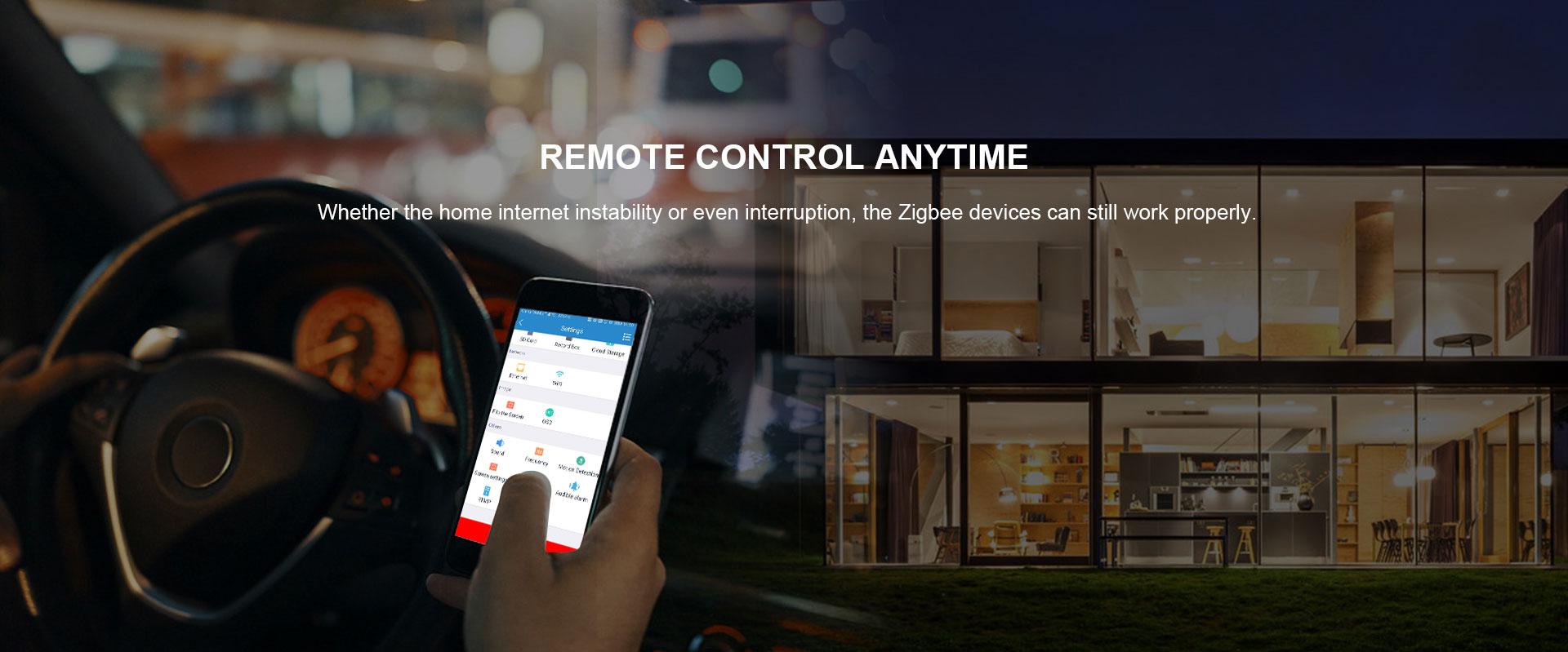 Zigbee 3.0 Gateway